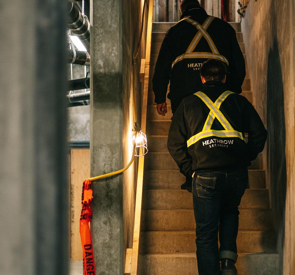 heathrow commercial security patrol vancouver