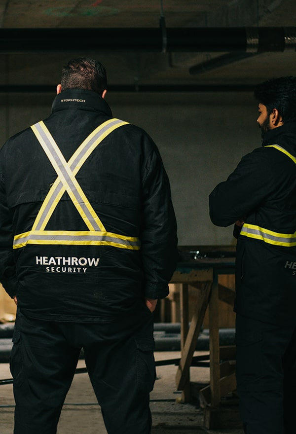 heathrow security commercial industrial guard service
