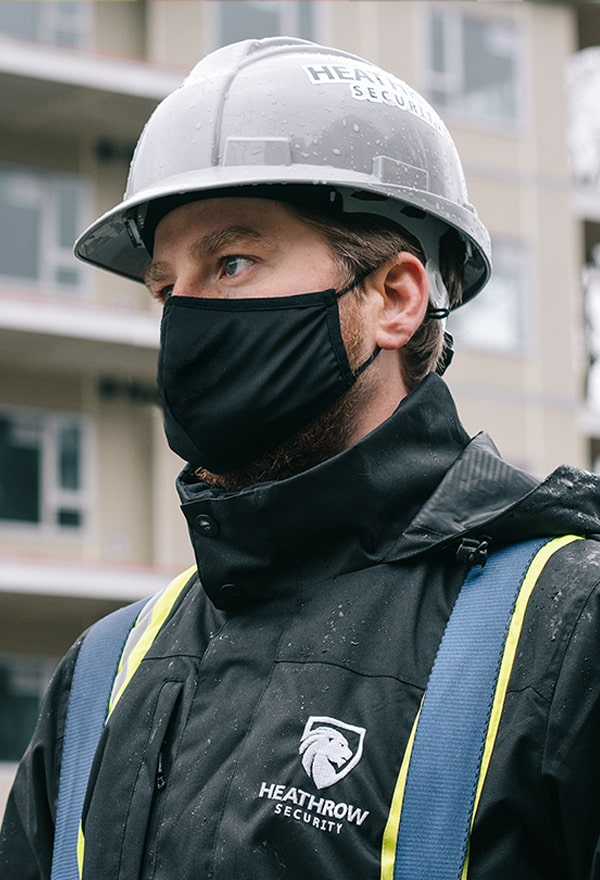 heathrow security vancouver guard camera service